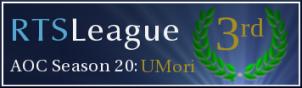 UMori: Third Place