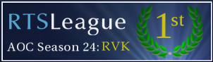 RVK: First Place