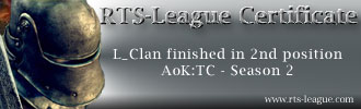 L_Clan: Second Place
