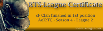cF: First Place - Division 2