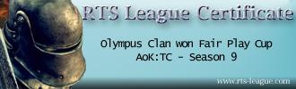 Olympus: Fair Play